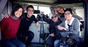 Roma-dins la furgoneta