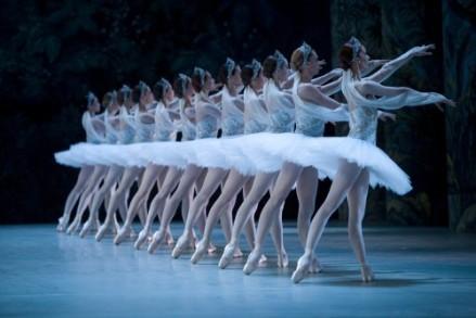 """Acte blanc """"La Bayadère"""" (Royal Ballet)"""