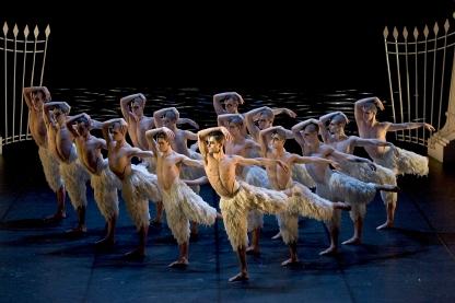 'Swan Lake' de Matthew Bourne